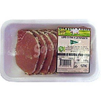 El Corte Inglés Cinta de lomo extra de cerdo a la pimienta peso aproximado Bandeja 400 g