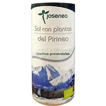 JOSENEA Sal con plantas del Pirineo hierbas provenzales Bio  envase de 100 g