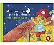 Minicuentos para ir a dormir con Ramón León. blanca BK. Género: infantil. Editorial: Beascoa.  Editorial Beascoa