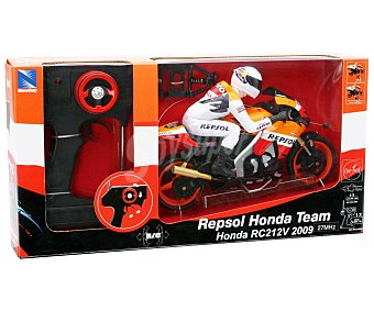 New ray Moto radiocontrol, Modelo Honda Repsol o Ducati 1 Unidad