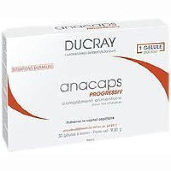 Ducray Anacaps progressiv Caja 30 c