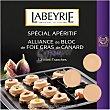Bloc de foie gras de pato con higos en mini lonchas Envase 90 g Labeyrie