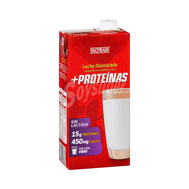 Productos sin proteina de leche mercadona
