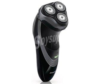 PHILIPS PT727/16 Afeitadora en seco Power touch, alimentación con o sin cable, cuchillas comfortcut, autonomía de hasta 45 minutos.