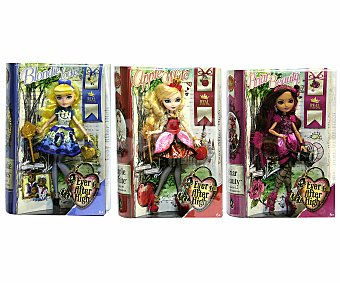 EVER AFTER HIGH EAH Muñeca Royal 1u