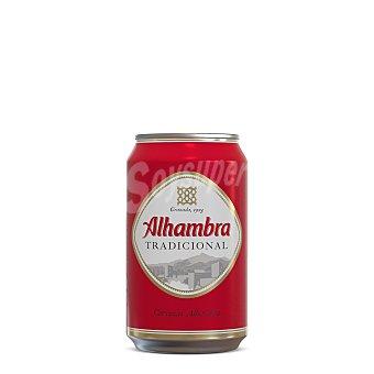 Alhambra Cerveza Lata de 33 cl