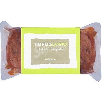 ECO KAWAII TOFU&CO Tofuguesa Lomo con tofu y salsa teriyaky Envase 150 g