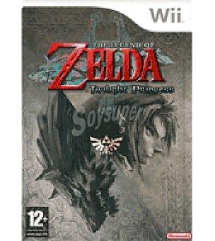 Nintendo Juego wii selects zelda twilight pr nintendo