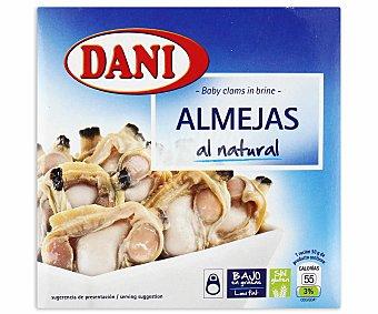 Dani Almeja chilena Lata 78 g