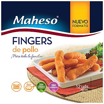 Maheso Fingers de Pollo Maheso 300 gr