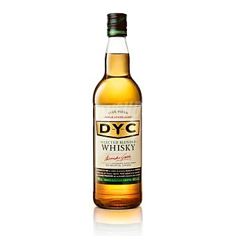 Dyc Whisky Botella 70 cl