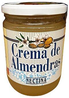 Nectina Crema almendra diabeticos Tarro 500 g