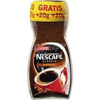 Nescafé Café soluble natural Frasco 200 g + regalo 20g