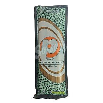 King Soba Pasta instanea arroz integral jengibre-calabaza bio - Sin Gluten 250 g