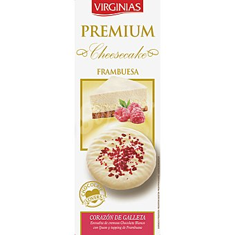 Virginias Galletas Premium Cheesecake 100 gr