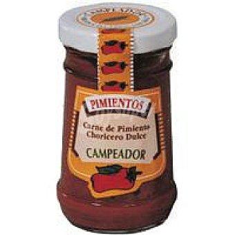 CAMPEADOR Carne de pimiento dulce Tarro 125 g
