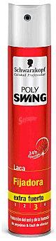 Polyswing Schwarzkopf Laca fijadora extra fuerte Spray 300 ml