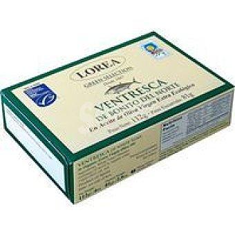Lorea Ventresca de Bonito en Aceite Ecológico 112 g