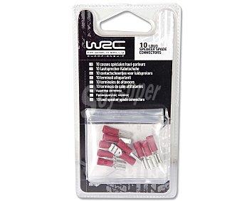 WRC Terminales Especiales para Altavoces de Coche 10 Unidades