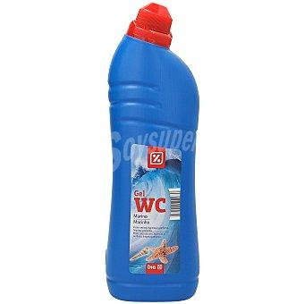 DIA Limpiador gel wc azul  1 litro