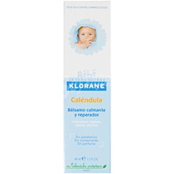 Klorane Bebé Bálsamo caléndula Tubo 40 ml