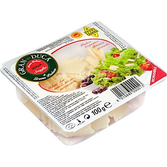 GRAN DUCA queso en virutas Grana Padano envase 100 g