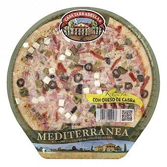 Casa Tarradellas Pizza mediterránea 410 gramos