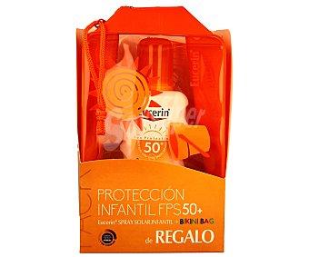 Eucerin Protector solar infantil con factor de protección 50 200 mililitros