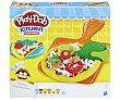 Pizzería para creaciones que incluye 5 botes de plastilina, play-doh  Playdoh