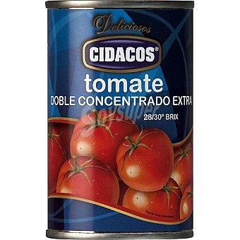 Cidacos Tomate doble concentrado Lata 170 g