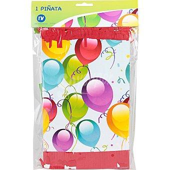 NV CORPORACION piñata decorado globos 1 unidad