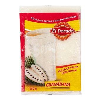 El Dorado Pulpa de guanabana 250 g