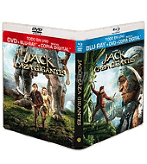 Jack El Caza Gingant dvd+br+dc