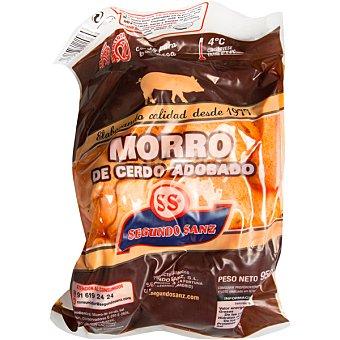 SEGUNDO SANZ Morro de cerdo adobado para barbacoa Envase 950 g