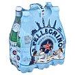 Agua mineral con gas pack 6 x 1L San Pellegrino Nestlé