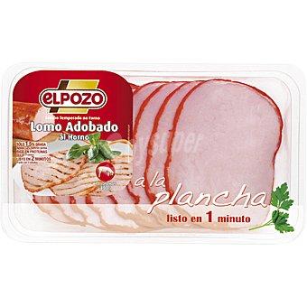ElPozo Lomo al horno adobado peso aproximado Bandeja 350 g