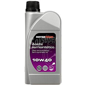 MOTORTOWN 10W40 Aceite semisintético de motor para automóvil 1 l