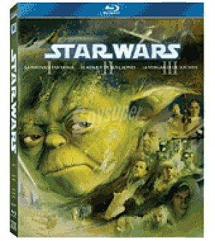 Star Wars Tril i-ii-ii br