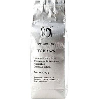 TEO Té blanco paquete 100 g paquete 100 g