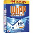Detergente en polvo Maleta 44 dosis Wipp Express