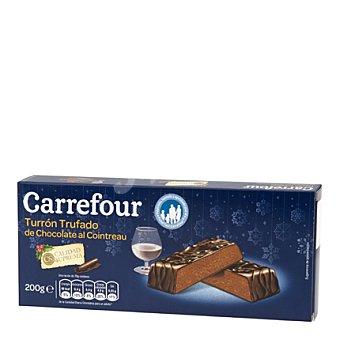 Carrefour Turrón Trufado al Cointreau 200 g