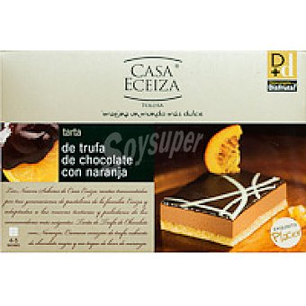 Casa Eceiza Tarta de trufa Caja 300 g