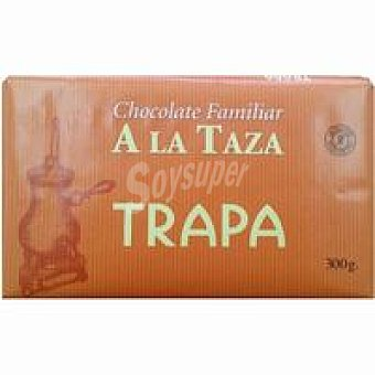 Trapa Chocolate a la taza Tableta 300 g