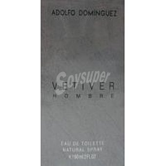 Adolfo Domínguez Colonia Vetiver 60 ml
