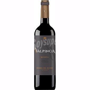 Valpincia Vino tinto Ribera del Duero Reserva Botella de 75 cl