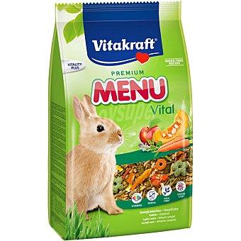 Vitakraft Alimento para conejos enanos  Paquete 1 kg