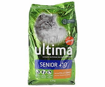 Ultima Affinity Cat senior 1.5 KG