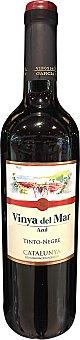 Viña del Mar Vino tinto catalunya Botella de 750 cc