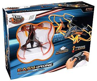 World brands Easy Drone con 30 metros de alcance con luz y sonido, BRANDS.