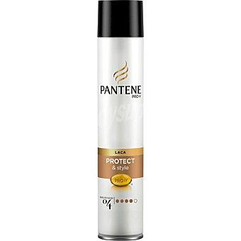 Pantene Pro-v Laca Color Protect fijación extra fuerte Spray 300 ml